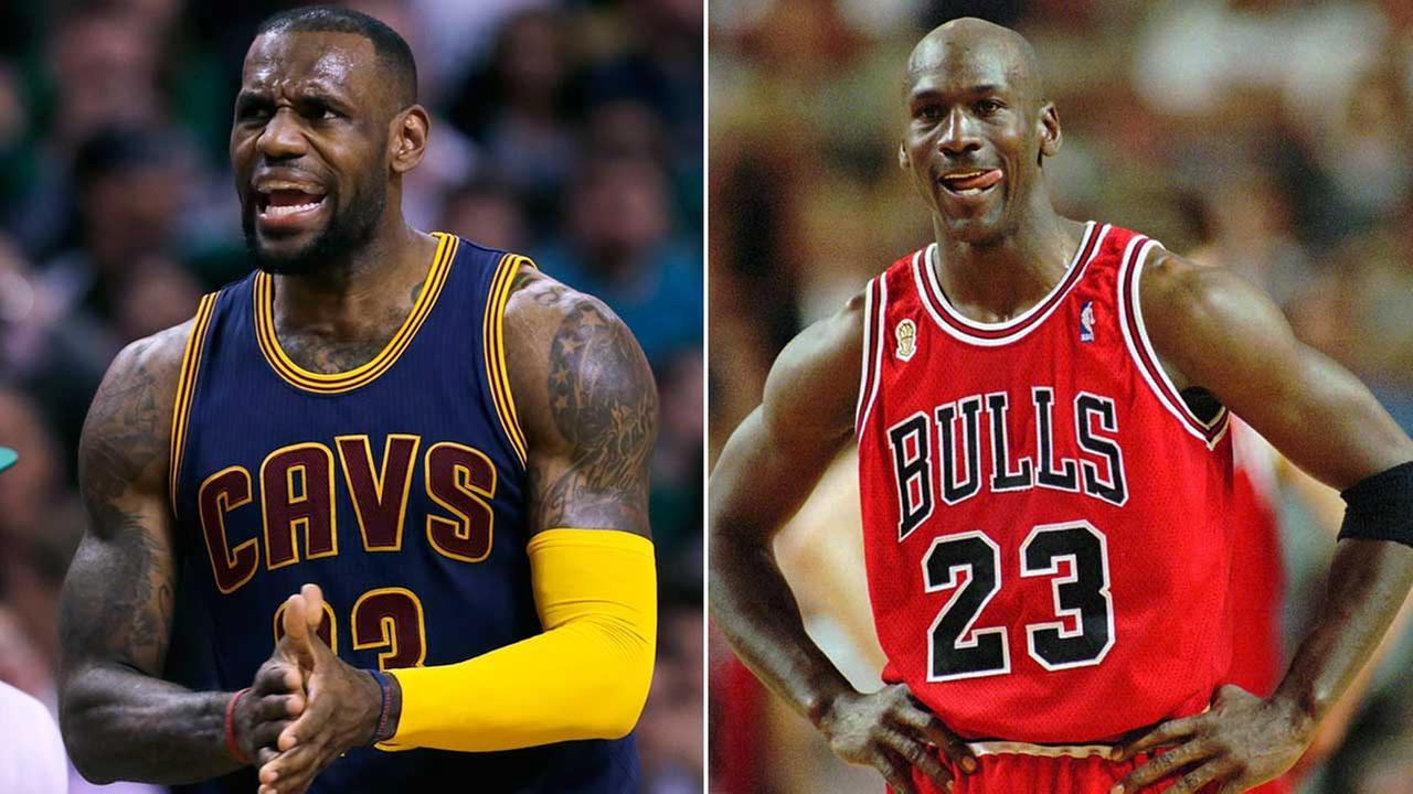 「Michael Jordan LeBron James」的圖片搜尋結果