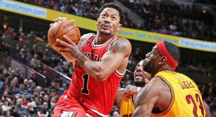 Photos Derrick Rose Now Has The Jimmy Butler Hairstyle The Bulls