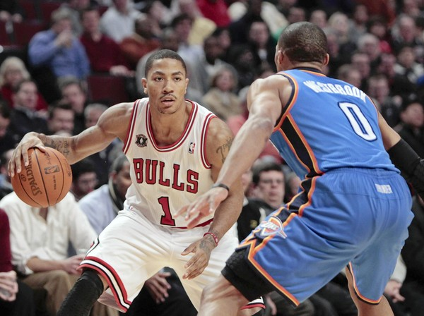 Russell Westbrook And Trainer Rave About Derrick Rose The Bulls Times