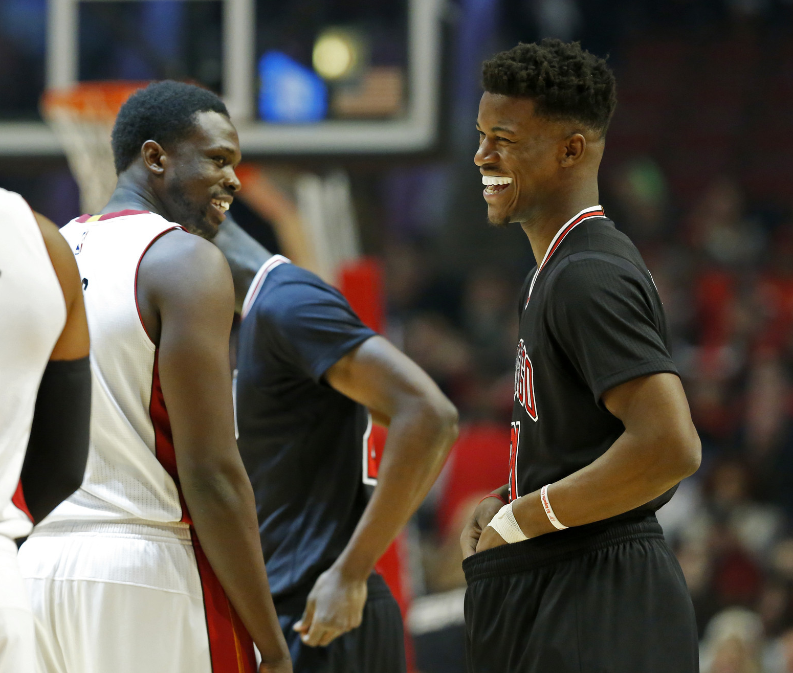 Jimmy Butler looks to surpass his predecessor Luol Deng – The