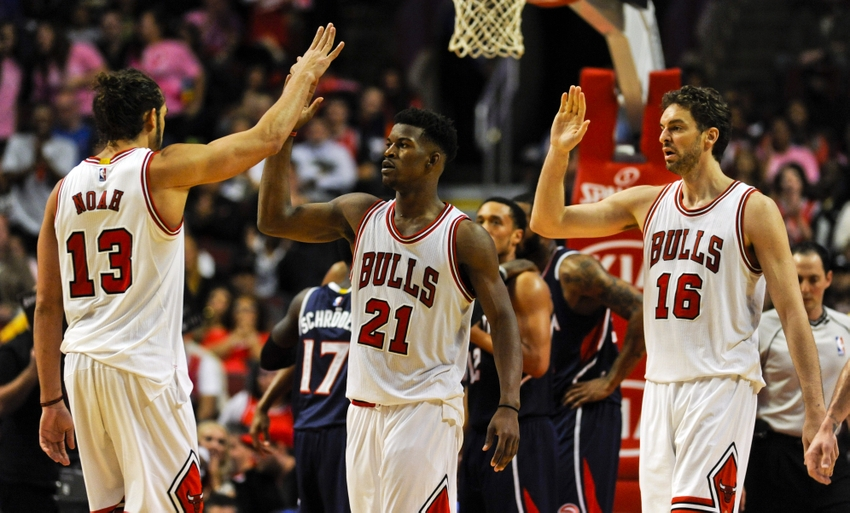 0cf95fb19fe7 ESPN predicts Chicago Bulls second seed in the East - The Bulls Times