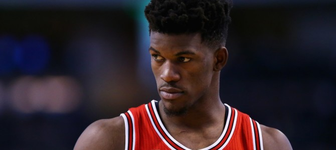 Wolves-Thibodeau reject Bulls offer of Butler for #5, LaVine