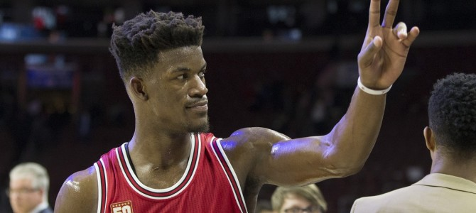 Bulls unlikely to trade Butler, telling teams they're keeping him