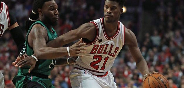 Scalabrine: Bulls would trade Butler if Celtics land Top 3 pick